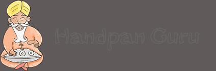 Handpan Guru Logo