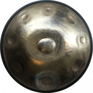 9 Note Professional Handpan in D Minor